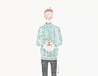 winter greeting