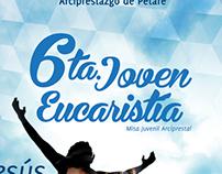 Cartel Joven Eucaristía 2012