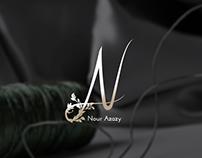 Nour Azazy Logo - Fashion Designer