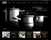 All-Clad/SEB - international website