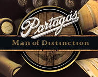 Partagas Man of Distinction Proposal