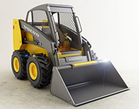Volvo - skid steer loader