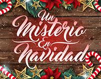 KEY VISUAL - Un Misterio En Navidad