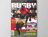 Rugby Kenya Magazine