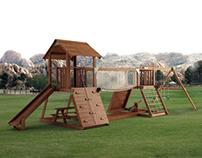 Juegos del Bosque - outdoor playground