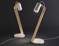 Quiara - lamp