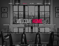 Architecture Web Template for NY Firm
