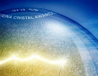 Poster for MENA Cristal Awards