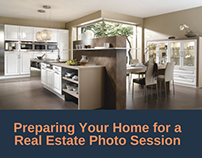 Preparing Your Home for a Real Estate Photo Session