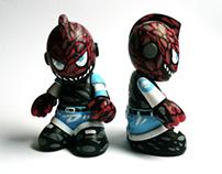 Old vs New - Kidrobot Mascot custom