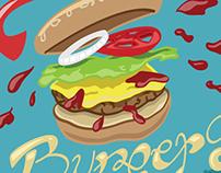 I Love Burgers!