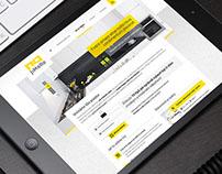 JiMaRa - web design