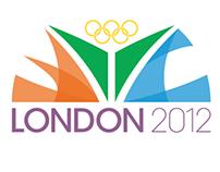 2012 Olympic Rebrand - Merchandise