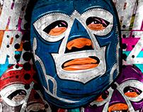 Giz Mexicano, Luchadores Mexicanos
