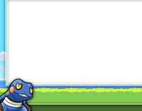 Pokemon Stream Overlay
