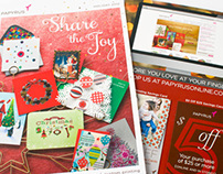Papyrus Holiday 2012 Catalog
