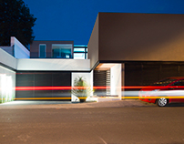 R3 House (Residential project in Mexico City)