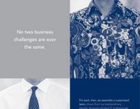 Metallic & PMS Duotone Accordion Fold Brochure '10