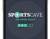 Sports videos website