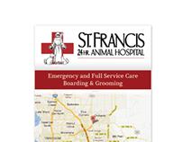 St Francis Animal Hospital → Magnet
