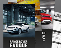 Flyer Land Rover Evoque