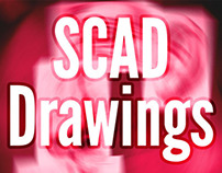 SCAD Drawings and Paintings