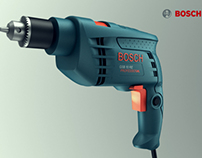 Bosch hand drill