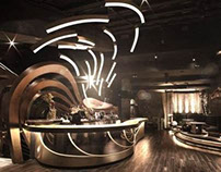 HYDE Lounge at American Airlines Arena