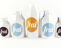 Frai Package Design and Brand