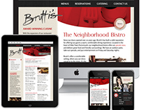 Brutti's - Website Redesign