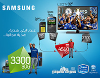 Samsung TV Offer