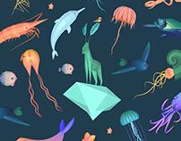 Undersea universe