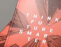 Think Future Smarter book