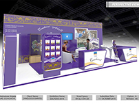 Milk Cheese Ghee Labneh Poster Gulfood 2015