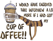 Coffee from the Mummy