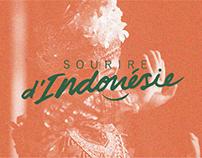 Sourire d'Indonésie