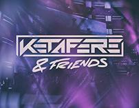 KETAFERE & Friends Logo