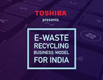 LIVE PROJECT- E-Waste business model for Toshiba