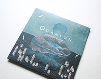 [ 0 canyon ] album art work