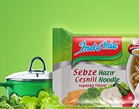 Indomie Noodles AD