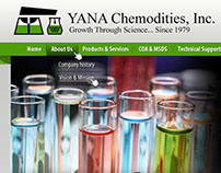Yana Chemodities Web Designs