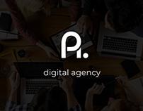 ProArea - Brand Identity
