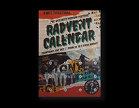 Radvent Calendar: Countdown to Y Not Festival