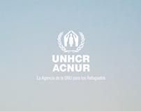 Acnur - I'm not a robot
