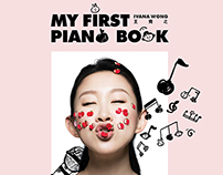 - ivana piano book / 2014 -