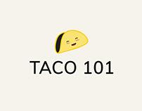 Taco 101 Infographic