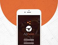 ApHere - Mobile App