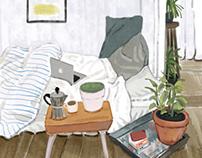 [Illustration] Room
