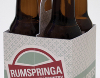 Rumspringa: Sustainable beer packaging