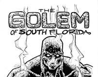 Golem of South Florida Issue 1
